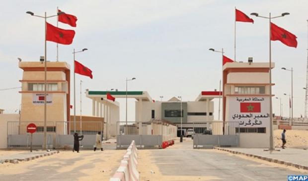 Мароко инициира отговорна операция за възстановяване трафика през Ел Гергарат