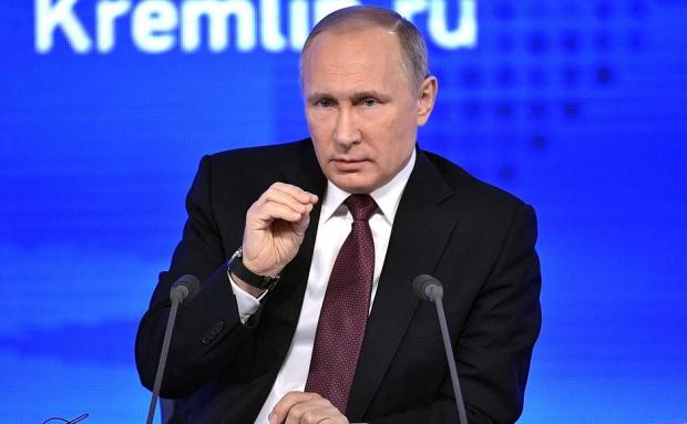 Руският президент Владимир Путин подписа указ за увеличаване на данъка
