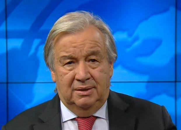 Антониу Гутериш поздрави България за 65-ата годишнина от членството в ООН