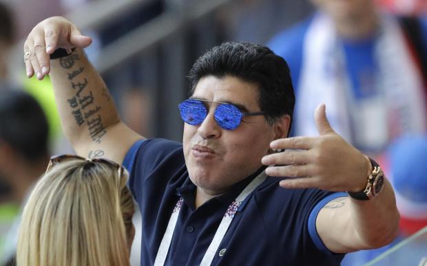 Феновете в Аржентина и по света скърбят за Диего Марадона (ОБНОВЕНА)