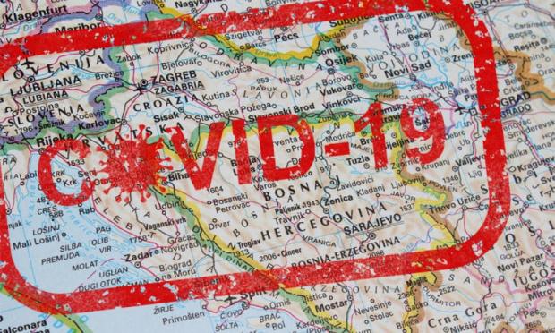 Двете балкански страни Сърбия и Хърватия отчетоха рекорден брой заразени