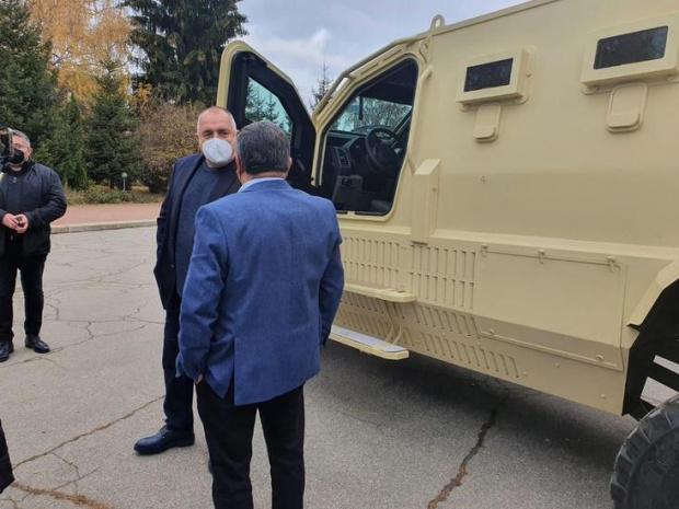 Премиерът Бойко Борисов отново тръгна на инспекция през уикенда. За