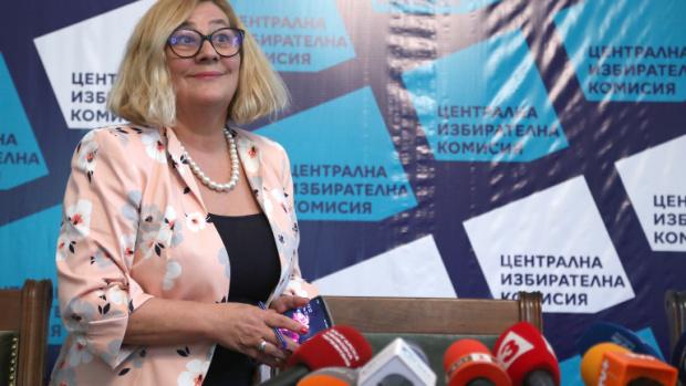 Говорителката на ЦИК: Възможно е изборите да бъдат отложени