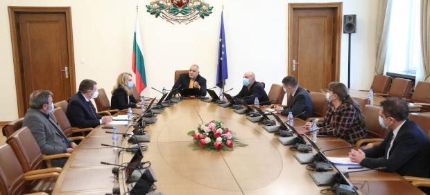 Премиерът свика съвещание за мерките срещу COVID-19