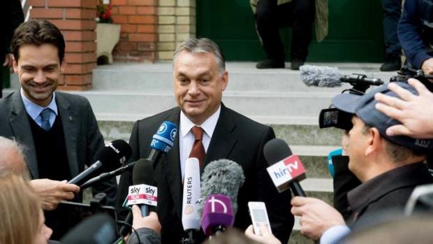 Унгарският премиер Виктор Орбан днес изчисли, че по-богатите страни от