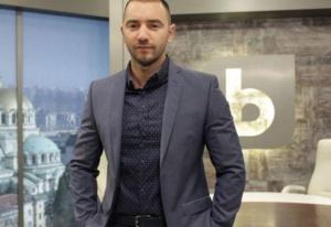 Хекимян с първи думи като шеф на новините в bTV