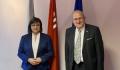 Нинова: БСП подкрепя европеинтеграцията на С.Македония, но не за сметка на българския национален интерес
