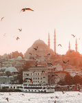 Истанбул е приел три пъти по-малко туристи тази година