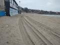 Созопол по Коледа: Рок, снежни човеци и багери на плажа СНИМКИ