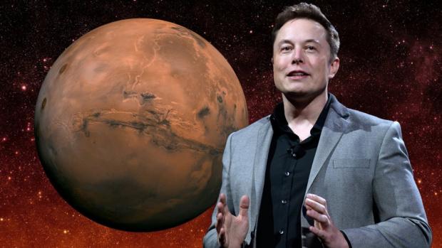 Илон Мъск смята, че първият човек ще кацне на Марс в следващите от 4 до 6 години