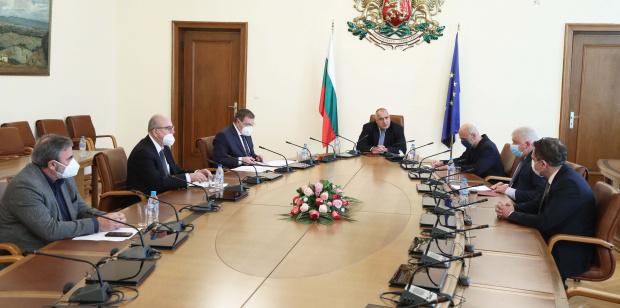 Напредъкът по мерките в подкрепа на бизнеса отчетоха на съвещание при Борисов