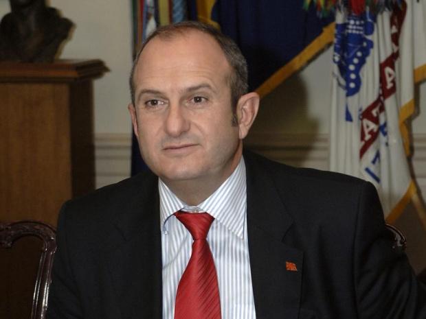 Специалният пратеник на македонското правителство за разрешаване на споровете между