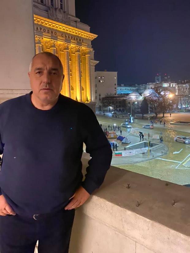 Прокуратурата оневини Бойко Борисов за записите