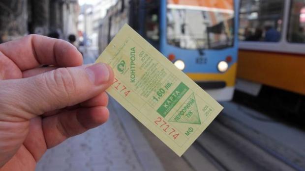 Контрольорите в обществения транспорт в София започват да следят за