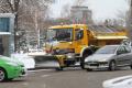 Обработват срещу заледяване софийски улици и пътища