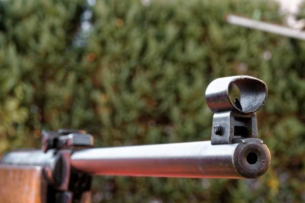 Полицията задържа стрелеца, който рани жена в новогодишната нощ в