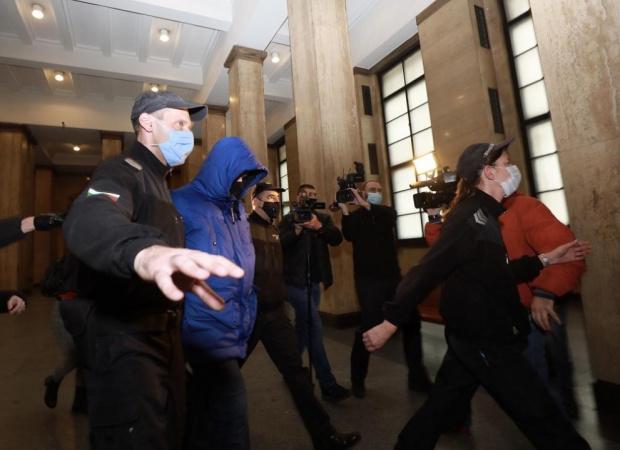 Убиецът на Милен Цветков: Ще окажа съдействие в процеса, но искам вкъщи