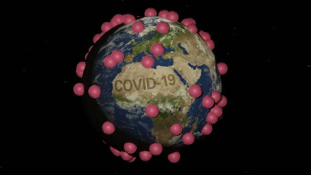 Ежедневната смъртност от усложнения на заболели от коронавируса SARS-CoV-2 регистрира