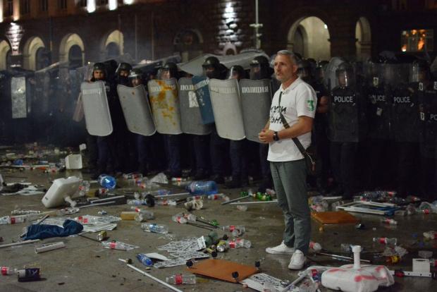 Николай Хаджигенов: НСО е съучастник в полицейското насилие над протестите ВИДЕО