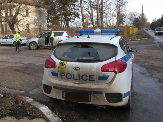 Пътна полиция продължава да наблюдава шофьори, които си позволяват да