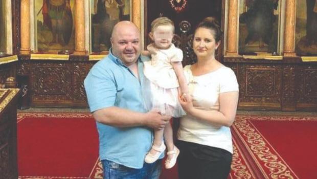 Кристина, която уби двете си деца в Санднски, осъди мъжа си за домашно насилие и 1000 лева глоба