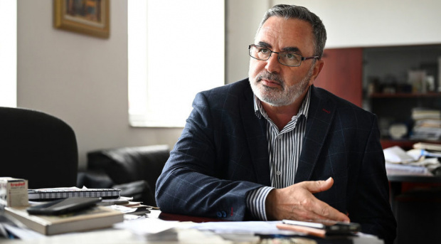 Главният държавен здравен инспектор Ангел Кунчев коментира пред БНТ ситуацията