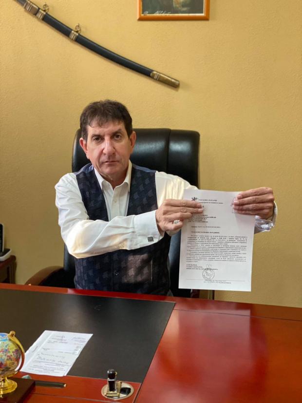 Кметът на община Стамболийски Георги Мараджиев излезе с позиция, след