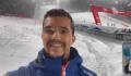 Алберт Попов отпадна в първия манш в гигантския слалом в Банско