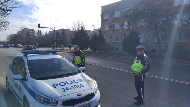 От днес до неделя е в ход специализирана полицейска операция