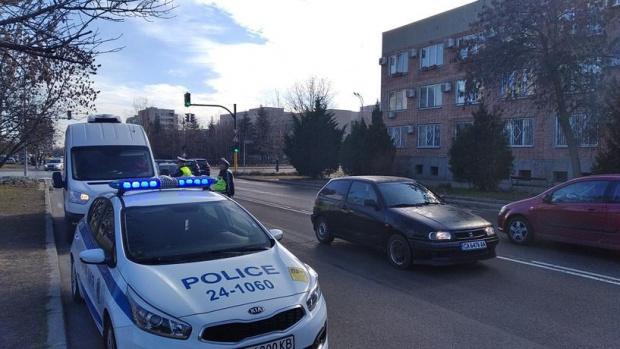 Столичната полиция и здравната инспекция започнаха акция срещу нарушители на