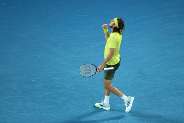Бомба в Мелбърн - Циципас обърна Надал от 0:2 сета и го изхвърли от Australian Open