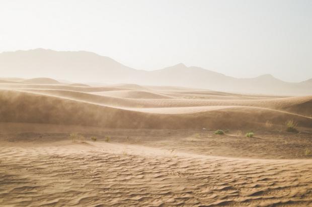 В следващите няколко дни се очаква мощно нахлуване на пустинен