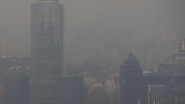 10 пъти над нормата замърсяване с фини прахови частици отчетоха