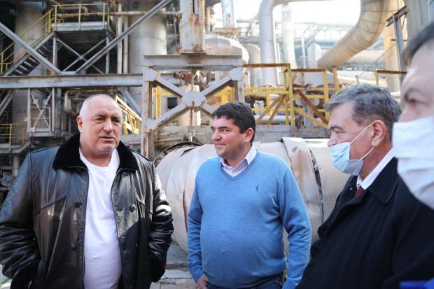 Борисов: Готови сме да пратим самолет за доставка на ваксини