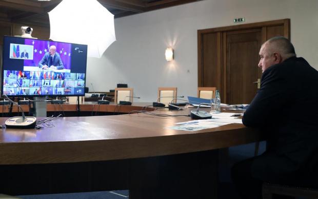 Евролидерите започват дискусия за васкинационните сертификати