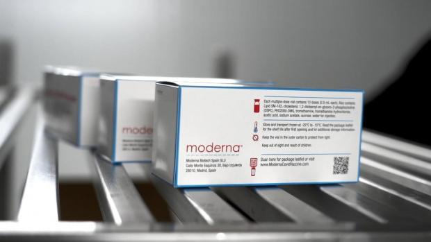 12 000 дози от ваксината срещуCOVID-19наModernaпристигнаха у нас