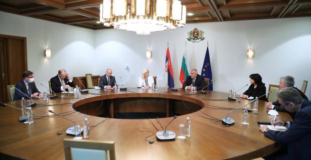 Борисов: Сърбия също ще получи възможност за алтернативни доставки на газ по интерконектора с България