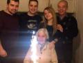 Родът на Атанас Мангъров хич не е случаен, майка му навърши 99 и е милионерка