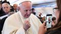 Папа Франциск пристигна на посещение в Ирак
