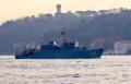 Три кораба от състава на ВМС се пуснаха в международни учения