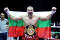 Тервел Пулев стана татко за трети път, по традиция кръсти момчето на български владетел