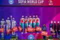 Ансамбълът и Калейн вече с по 3 злата от Световната купа