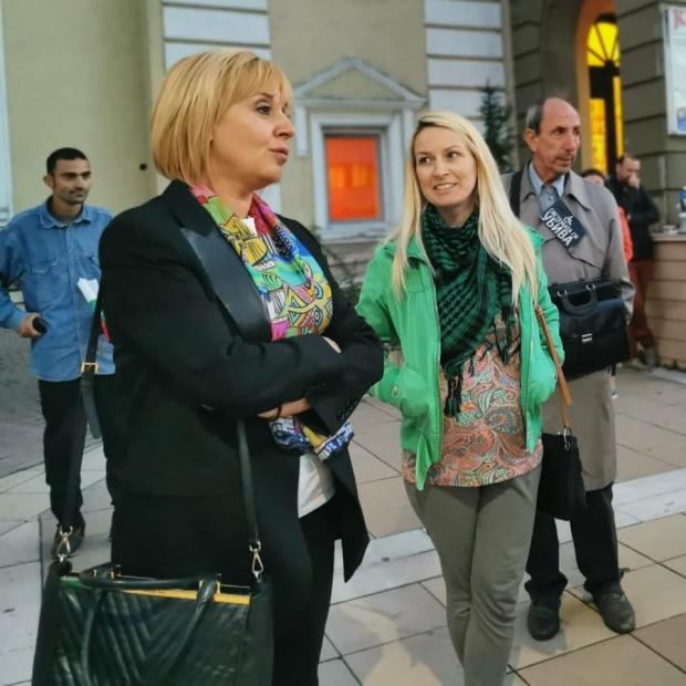 Манолова: ГЕРБ спечели вота в Мъглиж чрез схема с оранжеви маски, така ли ще я карат и на 4 април?