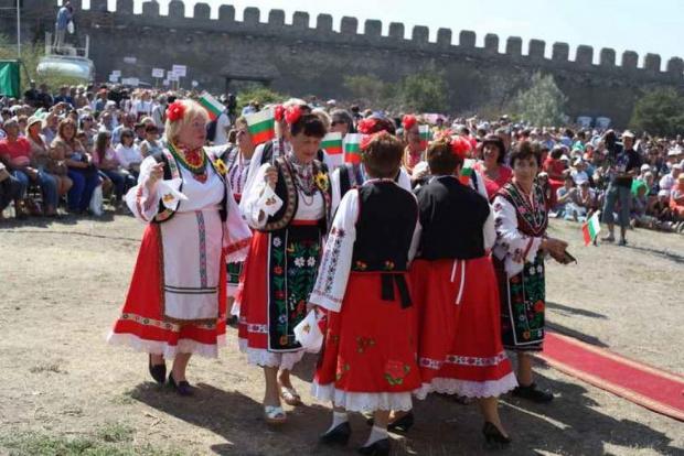 """В поздравителен адрес Всеукраинската обществена организация """"Конгрес на българите в"""