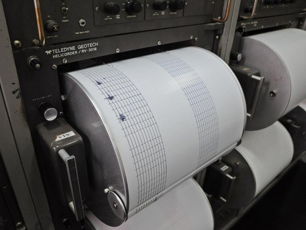 По информация на гръцките медии - земетресение с магнитуд 6