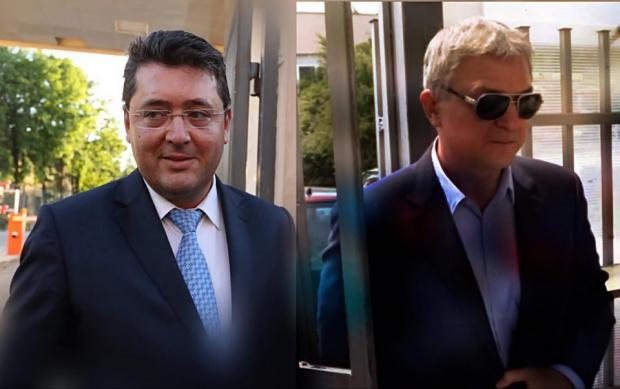 Индустриалецът Пламен Бобоков и президентския секретар Пламен Узунов съдят прокуратурата.