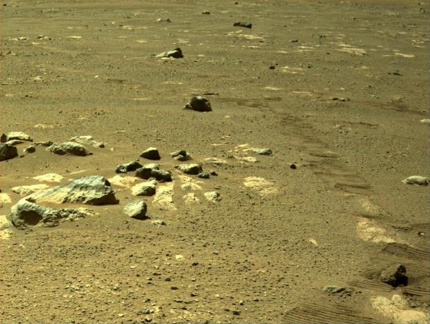 Стана ясно откъде ще излети първият хеликоптер на Марс - Инджинюъти (линк към тв канала на НАСА)