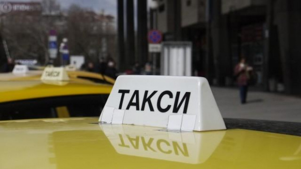 В София вече има таксита, които работят с по-висока първоначална