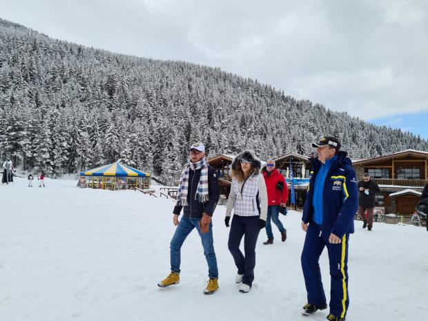 Николова от Банско: Благодарение на българите може да се каже, че има зимен сезон