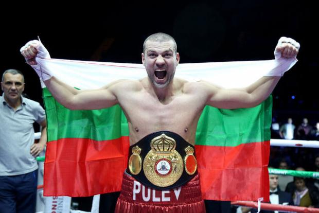 Профи боксьорът ни Тервел Пулев стана баща за трети път.